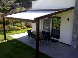 wall mounted pergola aluminum fabric sliding canopy custom a2 compact