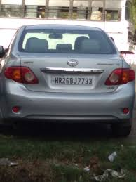 Get Used Toyota Corolla Altis in Delhi & NCR   Second Hand Toyota ...