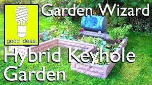 garden kit astonishing wizard raised hybrid kitchen keyho design bed gardening ideas keyhole uk garde