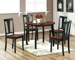 medium size of black glass 6 seater dining table and chairs set outstanding round kitchen tables
