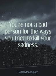 Depression Quotes Inspiration Depression Quotes And Sayings About Depression HealthyPlace
