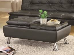 ... Large Size Of Sofa:leather Ottoman Round Ottoman Upholstered Ottoman  Coffee Table Gray Ottoman Square ...
