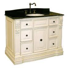 Standard Bathroom Vanity Top Sizes Furniture P5440 03a W White Bathroom Vanity