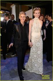 Ellen And Portia Ellen Degeneres Portia De Rossi Oscars Governors Ball 2014
