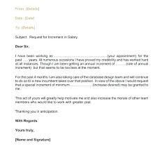 Salary Increase Template Letter Flaky Me