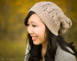Hipster Beanie Crochet Pattern Enchanting Cabled Slouchy Beanie All About Ami