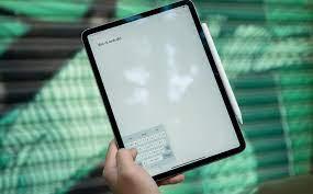 Cách sử dụng bàn phím ảo lơ lửng trên iPad