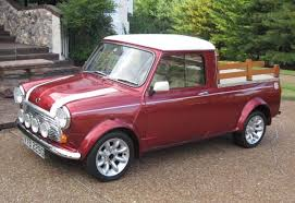 Hemmings Find of the Day – 1969 Mini Cooper S pickup | Hemmings Daily