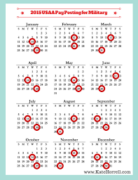 Pay Chart Navy Federal 2015 54 Ageless Navy Federal Payday Calendar