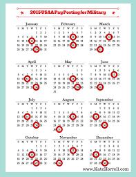 54 Ageless Navy Federal Payday Calendar