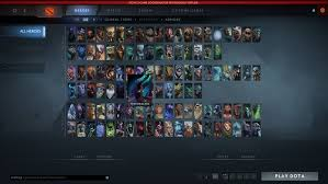 dota 2 released first trailer and hero list mmorpg news 096 how
