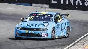 Ivan Muller won the first WTCR race in Ningbo