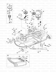 craftsman mower parts diagram best of mtd pyt9000 13ar91ps299 craftsman lawn tractor 2010 sears