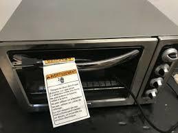 kitchenaid kco223cu 12 inch convection countertop oven contour silver