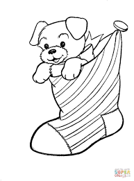 Small Picture Stocking Coloring Pages To Print Archives For Stocking Coloring