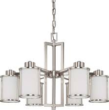 lovely portfolio brushed nickel mini pendant light fixtureportfolio brushed nickel mini pendant light fixture awesome nuvo odeon 6 light convertible up down