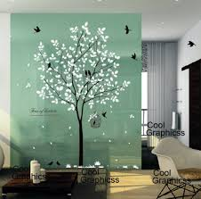 office home decorating office. Office Wall Decoration Decal Bedroom Decor Home Hanging Tree Collection Decorating