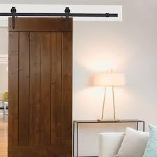 glasscraft model plank barn door