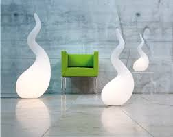 artistic lighting. Sculptural Lighting Modern Flame Forms Artistic N