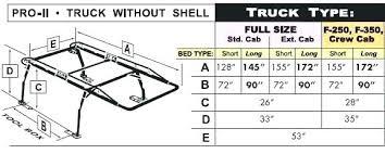 Box Size Chart Truck Tool Box Measurements Truck Tool Box Size Chart Tool