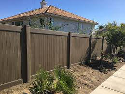 40 Inspirational Stock Of Brown Vinyl Fence Best Fence Gallery