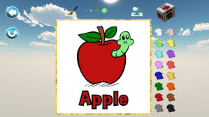 Abc coloring town offers a creative playground for children and is a fun way to learn basic english pronunciation and words. Abc Coloring Town By Ensenasoft