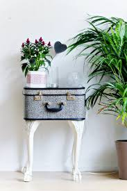 Suitcase Nightstand diy vintage suitcase crafts for your home 5156 by guidejewelry.us