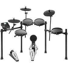alesis nitro mesh 8 piece electronic drum set