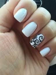 ¿de qué estan hechas las uñas? Unas Acrilicas Decoradas Y Sencillas 2020 Paso A Paso Unas2020 Com