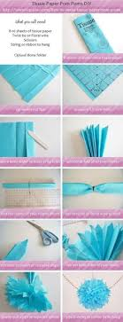 How To Make Tissue Paper Balls Decorations Great for party decorations College shenanigans Pinterest 17