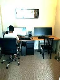 2 person desk. Two Person Office Desk 2 Home Furniture G