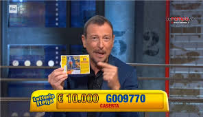 VIDEO) Caserta. Lotteria Italia, biglietto vincente in città ...