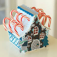Candy Cane House Decorations Court's Crafts Candy Cane House 57