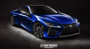 What Will the Lexus LC F Look Like? | Lexus Enthusiast