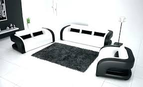 black modern couches. Exellent Modern Modern Black Couches Couch Free Shipping New Classic  White Genuine Leather Solid Wood Frame Sofa  Throughout T