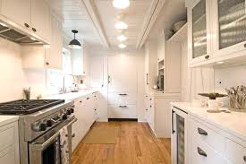 lighting for galley kitchen. Galley Kitchen Lighting Ideas In  With Semi Flush Mount . For