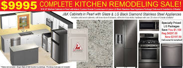 Kitchen Remodel Under 5000 Save 5000 Kitchen Cabinet Remodel With Granite Countertops In Phoenix