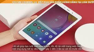 Tìm hiểu về sản phẩm Máy Tính Bảng Samsung Galaxy Tab A8 8