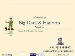 apache zookeeper logo. Contemporary Zookeeper Sandeep GiriHadoop Session 8  HBase Adv  Zookeeper Welcome To Big Data U0026  Hadoop  With Apache Logo