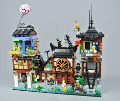 Review: 70657 NINJAGO City Docks (2) | Brickset: LEGO set guide and database