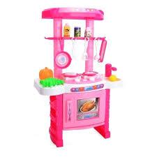 pink toy kitchen appliances