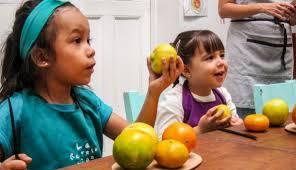 Resultado de imagen para niños alimentacion saludable