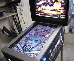 verkaufe virtual pinball cabinet neu