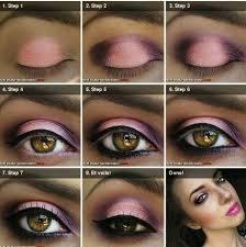 how to contour highlight foundation for black women makeup tutorial 2016 dark skin pink purple makeup
