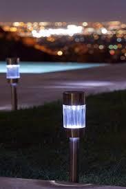 2017 Led Solar Garden Lights Led Solar Power Flower Garden Stake Solar Powered Patio Lights