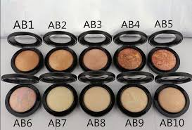 mac mineralize skinfinish powder foundation 10g all shades available