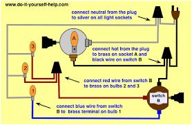 lamp wiring diagrams wiring diagram switch light wiring diagram wiring floor lamp switch and lamp wiring diagrams