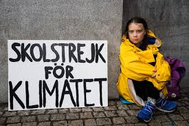 29 of Greta Thunberg's Best Quotes - Curious Earth | Climate Change