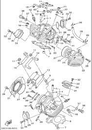 1999 Yamaha 650 Wiring Diagram