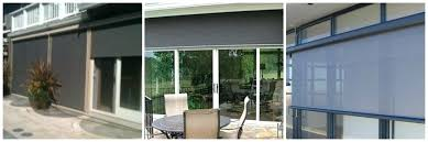 shade for sliding door large size of horizontal blinds for sliding glass doors solar shades for